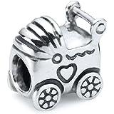Pandora 79346 - Bead componibile per bambini, argento sterling 925
