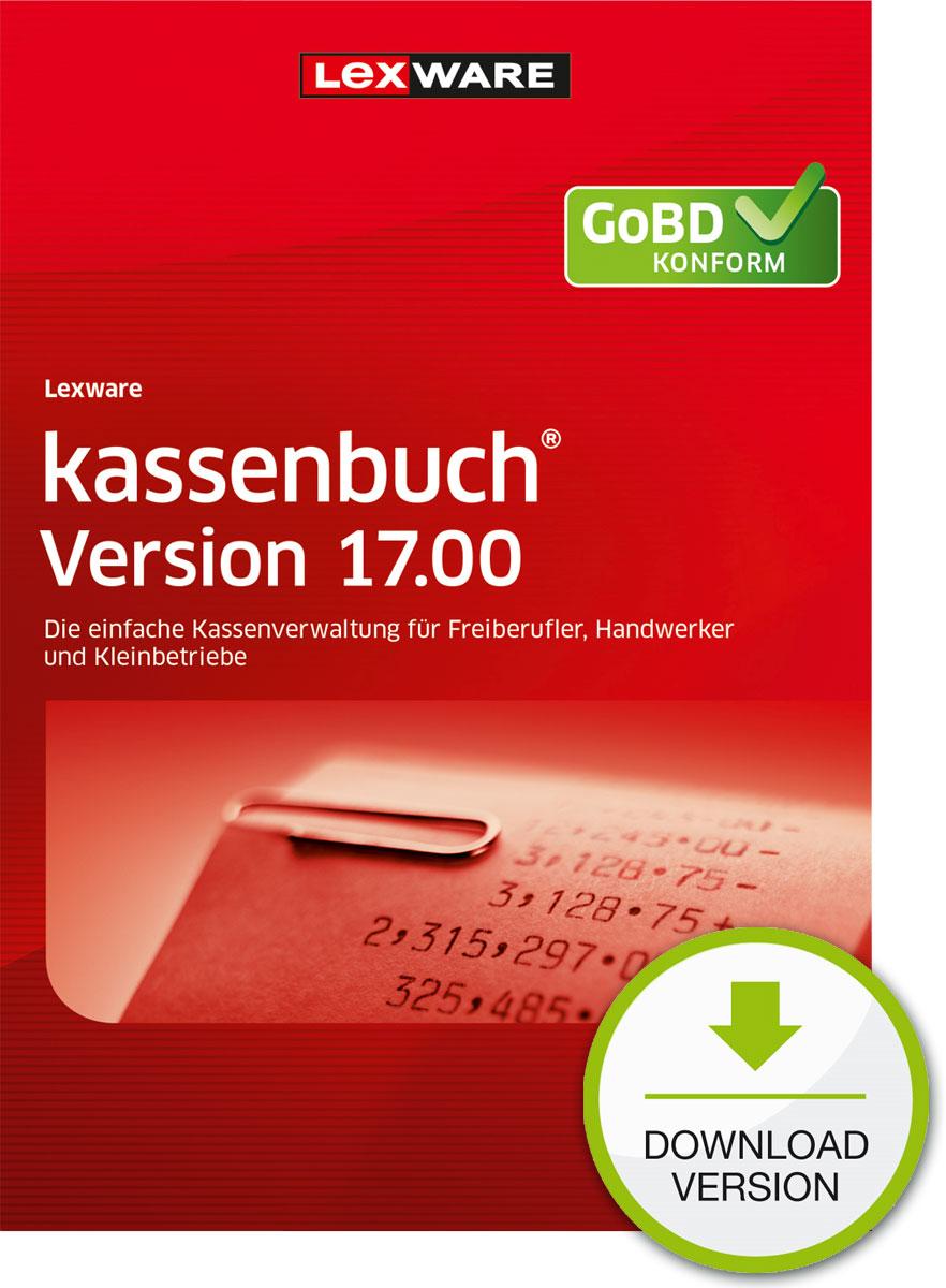 Lexware Kassenbuch 2017 Jahresversion (365-Tage)