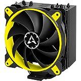 ARCTIC Freezer 33 eSports ONE - Tower CPU Luftkühler mit 120 mm PWM Prozessorlüfter für Intel und AMD Sockel, für CPUs…