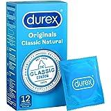 Durex Condooms Classic Natural 12st