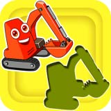 Auto puzzle spiele für Kinder