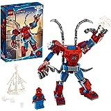 LEGO76146SuperHeroesMarvelSpider-ManMecha Bouwset met Poppetjes, Actiefiguren voor Kinderen van 6 Jaar en Ouder