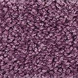 Teppichboden Auslegware Meterware Hochflor Shaggy Langflor Velour lila pink 400 und 500 cm breit, verschiedene Längen