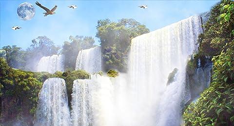 Nature création cascade