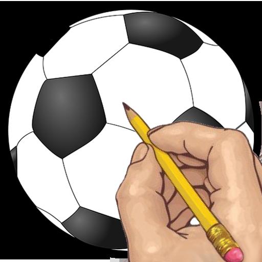 how-to-draw-fifa-football-logos