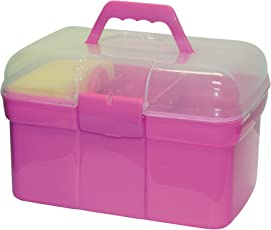 Kerbl Pferde- Putzbox befüllt für Kinder