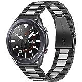 TRUMiRR Galaxy Watch 46mm / Gear S3 Bands, Cinturino a sgancio rapido in Acciaio Inossidabile 22mm Cinturino a sgancio rapido