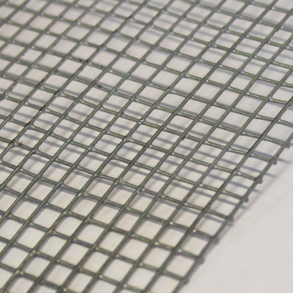 Welded Mesh Panels Galvanized Steel Wire 6 Mm x 6 Mm holes 4 Pack of ...