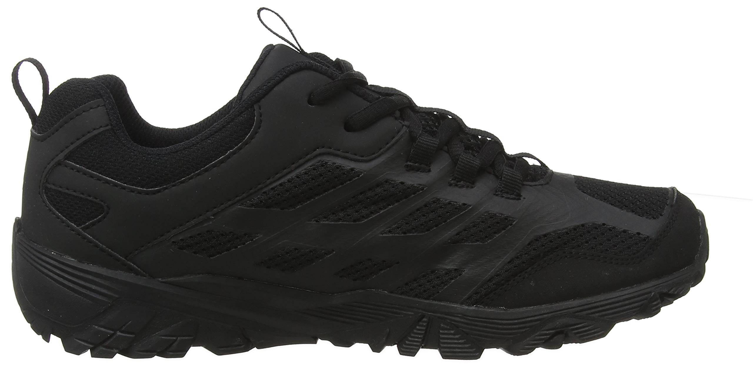 Merrell Unisex Kids' M-moab Fst Low Waterproof Rise Hiking Boots 7