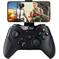 CLAW Shoot Bluetooth Mobile Gamepad Controller for Android Phones, Tablets & Windows PC, Laptops with Button Mapping…