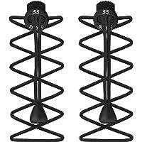 55 Sport Elastic Lock Shoelaces For Running & Triathlon