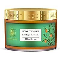 Forest Essentials Cane Sugar and Tamarind Body Polisher, 300g