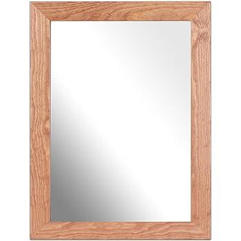 Waverly Oak - Oak Framed Mirror /(WM680/) Hallowood Furniture
