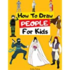 How To Draw People: Easy Step-by-Step Drawing Tutorial for Kids, Teens, and Beginners. How to Learn to Draw People