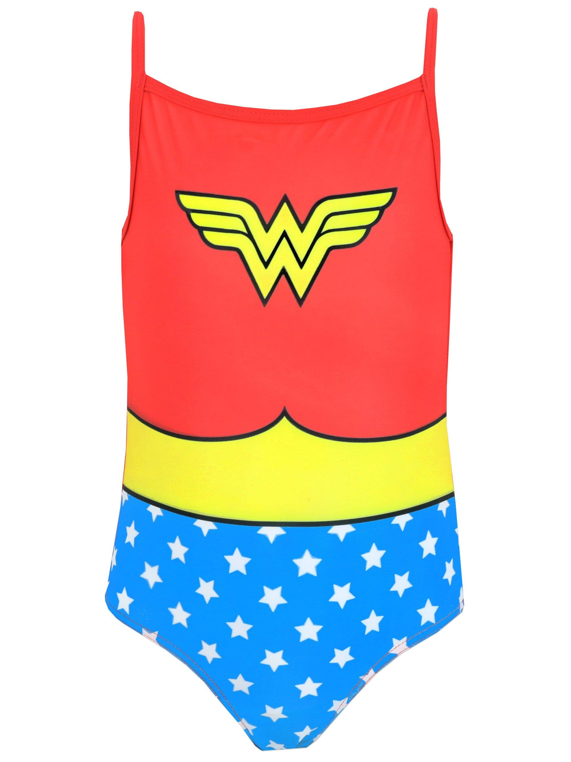Maglietta a maniche corte DC SuperHero DC Comics Ragazze