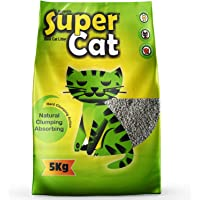 WOW DOG Cat Litter Advance 100 % Natural Smart Scoopable Bentonite Clumping Litter 5 KG