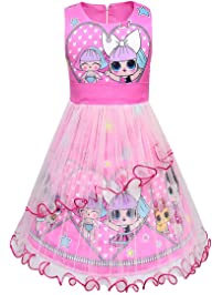 8cd506c2f7d5c Amazon.co.uk: Dresses - Girls: Clothing: Special Occasion, Casual & More