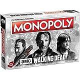 The Walking Dead Monopoly Brettspiel