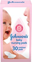 JOHNSON'S Baby, Nursing Pads, Pack of 30 pads