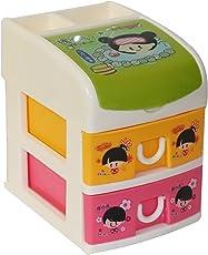 Parteet Multipurpose Modular Drawer Chest Cabinet Organizer for Home,Office,Kids Room Etc.