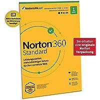 Norton 360 Standard 2020 | 1 Gerät |Unlimited Secure VPN und Passwort-Manager |1 Jahr|PC, Mac oder Mobilgerät…