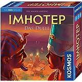 Imhotep 694272 Familjespel för 2 Spelare