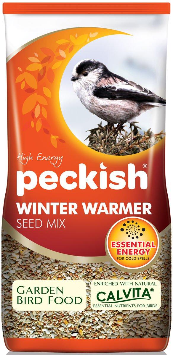 Peckish Winter Warmer Wild Bird Seed Mix