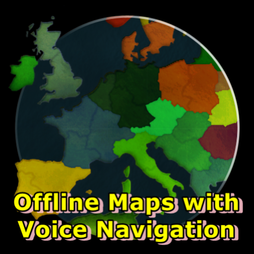 Offline Maps with Voice Navigation