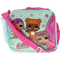 LOL Surprise Frühstückstasche Beutel & Zubehör Synthetik Material Kinder Beutel Pink/Blau