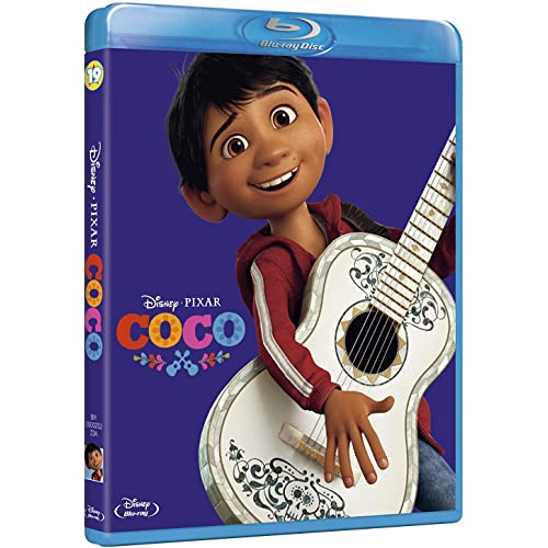 Coco Bluray ( Blu Ray)