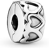 Pandora Bead Charm Donna Argento - 791978