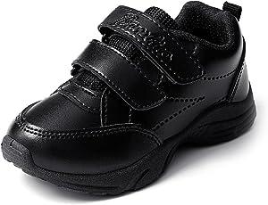 Liberty Unisex School Shoes Black