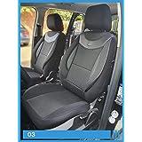 Maß Sitzbezüge Kompatibel Mit Mercedes Vito Viano W639 Fahrer Beifahrer Ab Fb 128 Baby