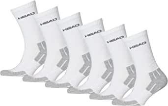 Head Performance Crew Socks Calzini da Squadra. Uomo