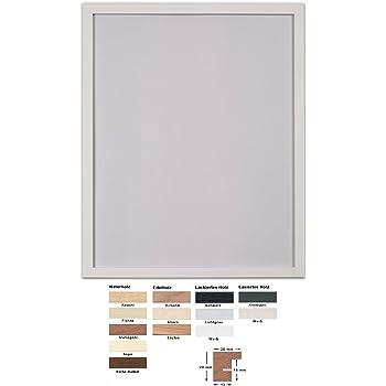 Bilderrahmen von Aab Holz-Bilderrahmen 60x80 Weiss