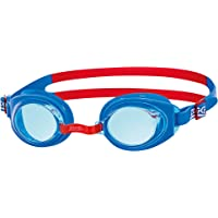 Zoggs Kids' Ripper Junior Swimming Goggles with Anti-fog And UV Protection (6-14 Years)