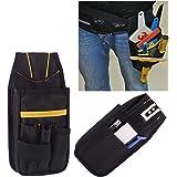 Marsupio Borsa a Attrezzi,Tasche porta utensili da cintura,Impermeabile Cintura porta attrezzi da lavoro,Perfetta per Fai da