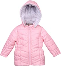 Beebay Girls Zipup Puffer Jacket