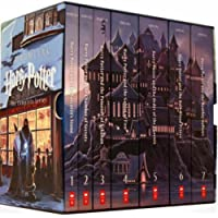 Salman Store Harry Potter Complete Book Series Special Edition Boxed Set