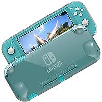 MENEEA Custodia Protettiva in TPU per Nintendo Switch Lite - Custodia in Silicone Trasparente e Eorbida per Nintendo…