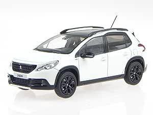 Norev Peugeot 2008 Gt Line 2016 Weiss Modellauto 479847 1 43 Spielzeug