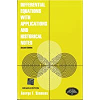 Differential Equations with Applications and Historical Notes   2nd Edition