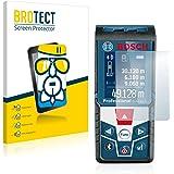 BROTECT Glas Screenprotector compatibel met Bosch GLM 50 C Professional - Beschermglas met 9H hardheid