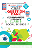 Oswaal CBSE Question Bank Class 9 Social Science Chapterwise & Topicwise (For March 2020 Exam)