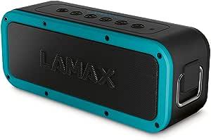 Bluetooth Lautsprecher 5 0 Lamax Storm1 40w Tragbarer Kabelloser Lautsprecher Mit Ip67 Wasserdicht 3 Musikmodi Batterie Bis Zu 15 Stunden Usb C Nfc 3 5 Mm Jack Sowie Microsd Audio Hifi
