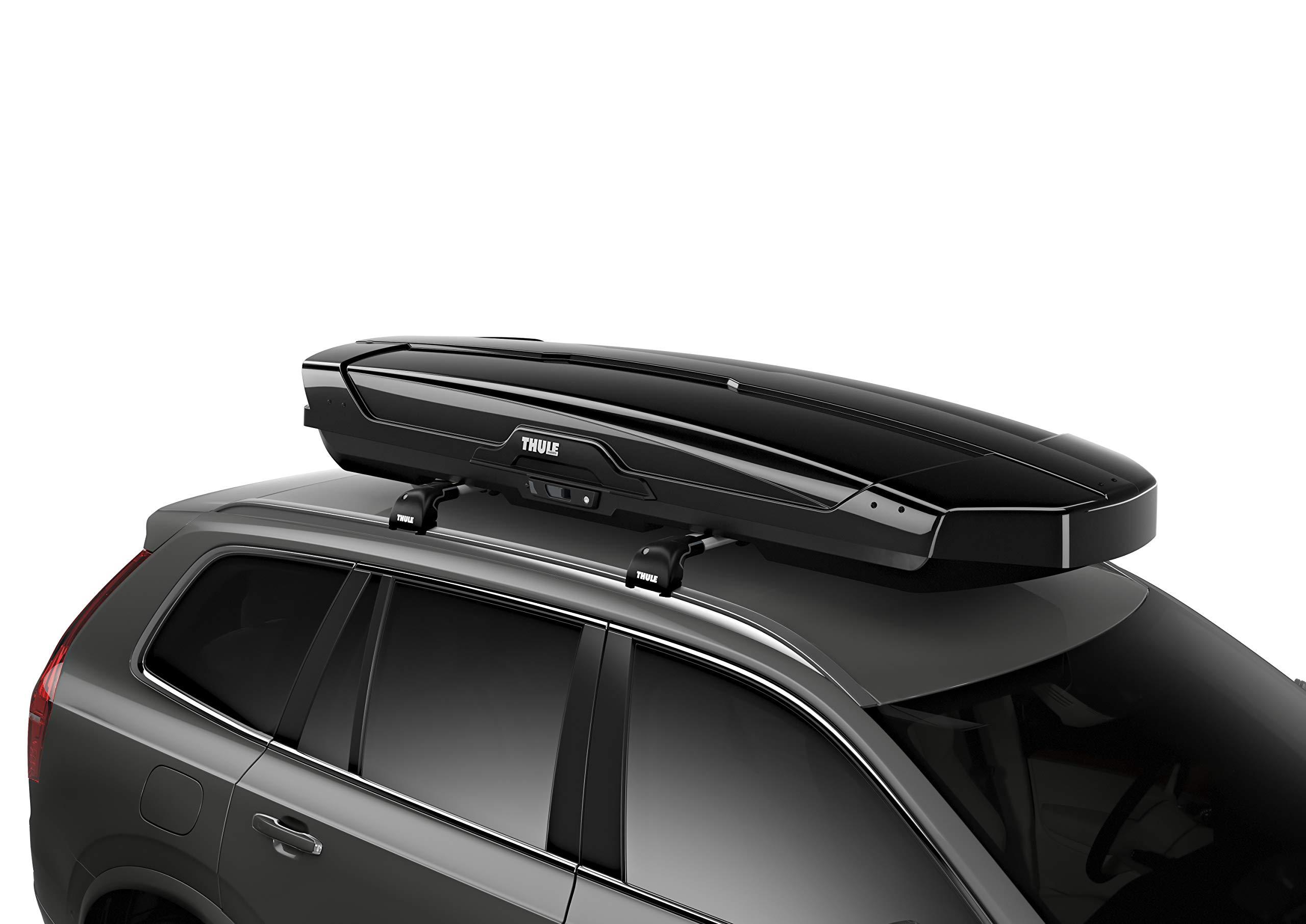 Thule Motion XT Alpine Dachbox (629501), 450 Liter, schwarz glänzend