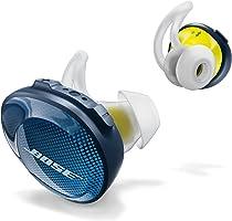Bose SoundSport Free Écouteurs de Sport sans fil - Bleu Nuit(Marine/Citron)