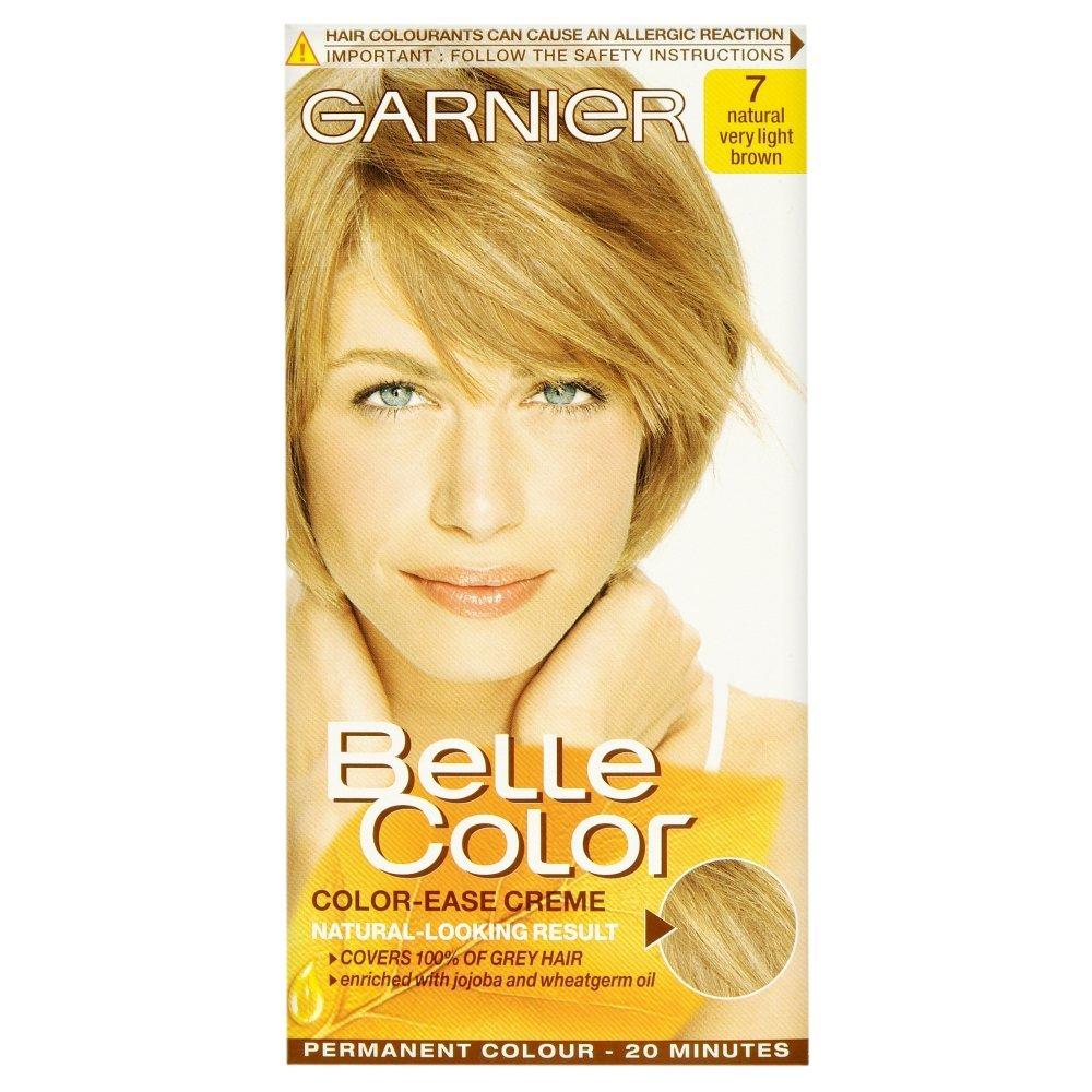 Garnier Hair Color Light Natural Blonde