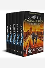 THE COMPLETE THOMAS BLADEN THRILLERS five gripping spy thrillers Kindle Edition