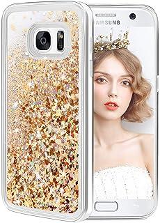Sans Bulle 3 Pi/èces Bear Village/® Verre Tremp/é pour Galaxy S7 Sans Poussi/ère Ultra R/ésistant Duret/é 9H Protection en Verre Tremp/é /Écran pour Samsung Galaxy S7